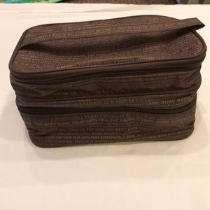 BARE MINERALS make up carrying/storage case